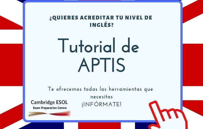 Tutorial APTIS