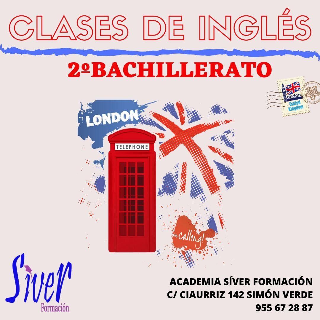 CLASES DE INGLÉS 2ºBACHILLERATO