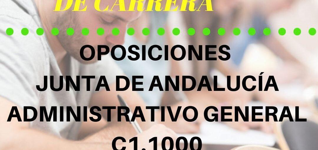GRUPO DE REPASO ADMINISTRATIVO GENERAL JUNTA DE ANDALUCÍA
